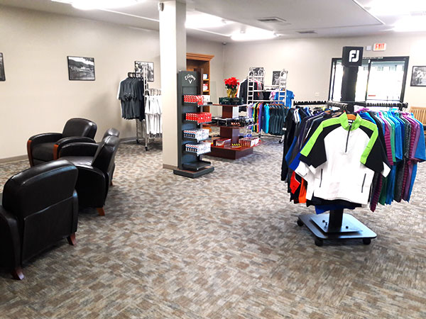 Wilson Golf Course pro shop